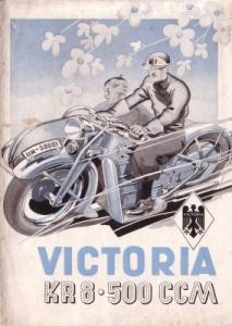 Victoria KR 8 Prospekt 1935