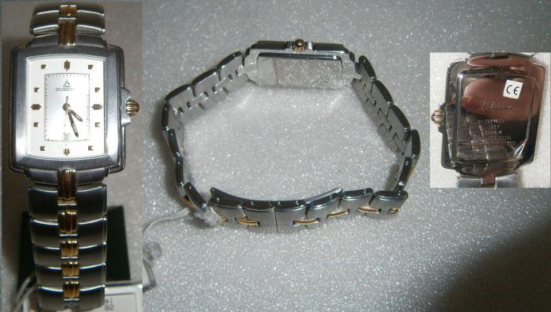 DUGENA-Armbanduhr neuwertig
