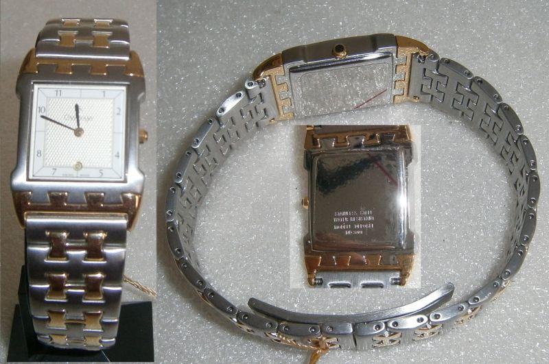 Challenger-Armbanduhr neuwertig