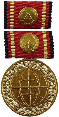 Medaille für hervorragende Leistungen im außenpolitischen Dienst d. DDR (AH294a)