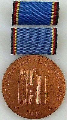 Langjährige Pflichterfüllung zur Stärkung der Landesverteidung Bronze (AH256c)