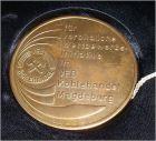 DDR Medaille VEB Kohlehandel in OVP (da3369)