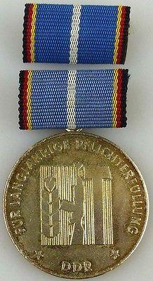 Langjährige Pflichterfüllung zur Stärkung der Landesverteidung Silber (AH255a)