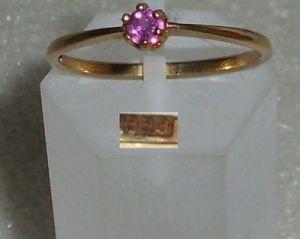 Signierter Ring aus 925er Silber mit Bernstein/Amber, Gr. 59 Ø 18,8 mm (da4015)