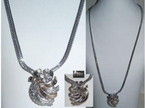 Tolles Collier aus 925 Silber