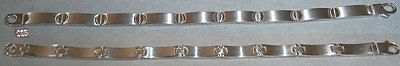 Armband aus 925 Silber 19 cm aus Geschäftsauflösung