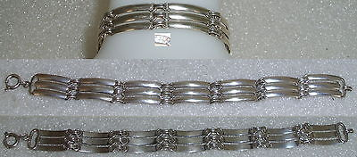altes Armband aus den 30iger Jahren aus 835er Silber (da4144)
