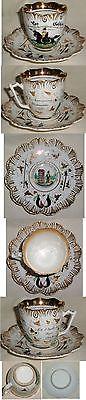 org. alte Reservistentasse 3. Garde Ulanen Rgt. Potsdam