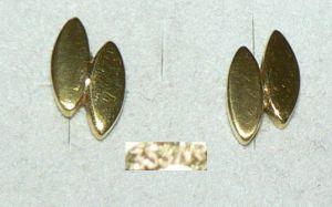 Ohrringe/Stecker aus 333er Gold   (da4403)