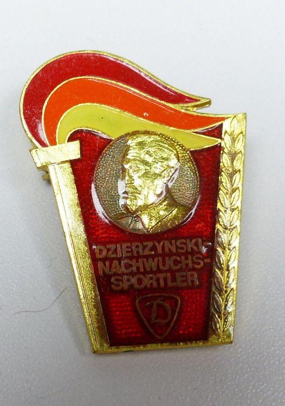 Dynamo Ehrennadel Dzierzynski Nachwuchssportler   (da4680)