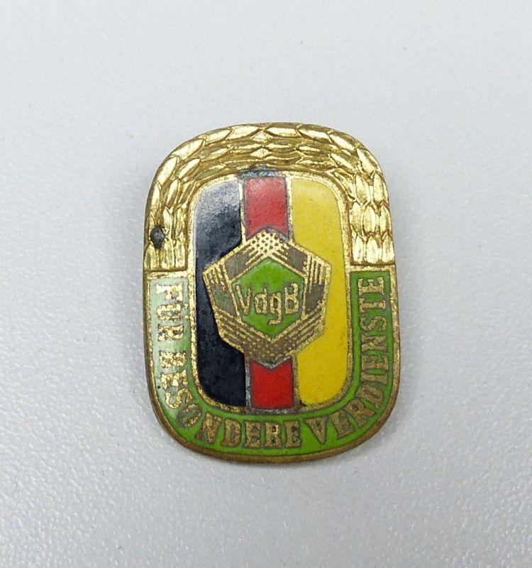 DDR VdgB Für besondere Verdienste 4667 C, Anstecknadel    (da4674)