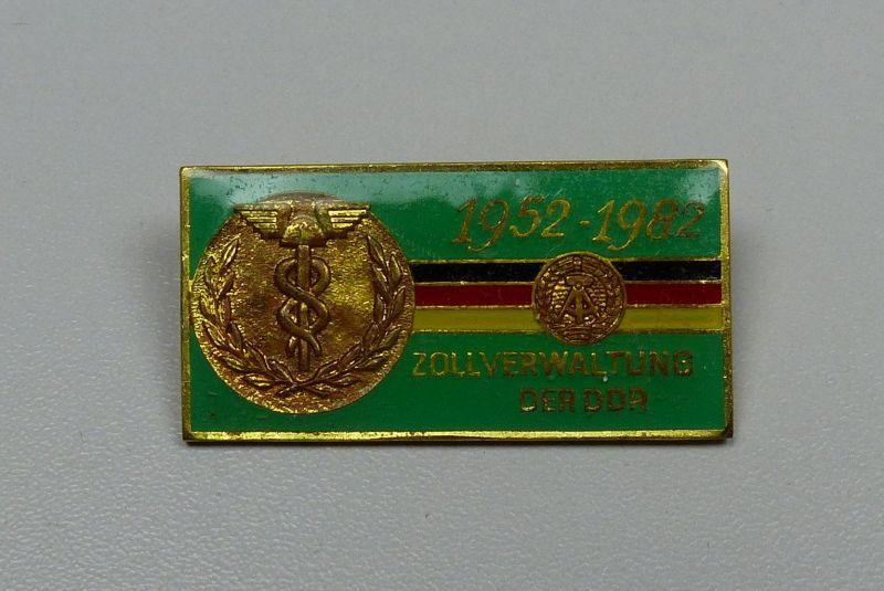 DDR 30 Jahre Zollverwaltung der DDR    (da4634)