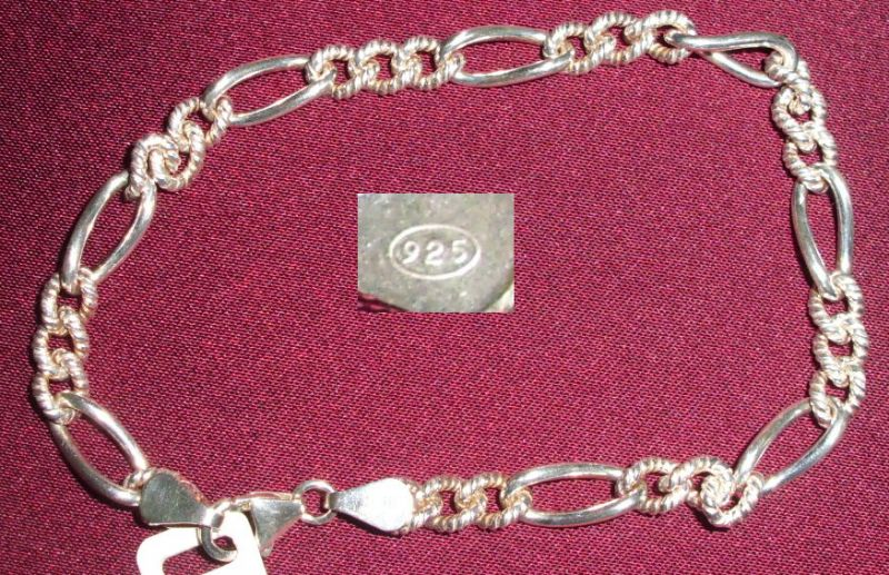 Tolles Armband aus 925 Silber