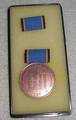 Medaille langjährige Pflichterfüllung zur Stärkung d Landesverteidigung (da3825)
