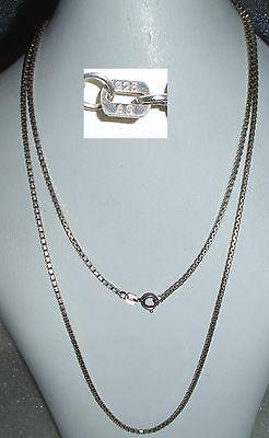 Kette aus 925er Silber