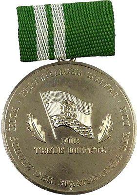 f. treue Dienste Freiwilliger Helfer beim Schutz der Staatsgrenze d. DDR (AH308)