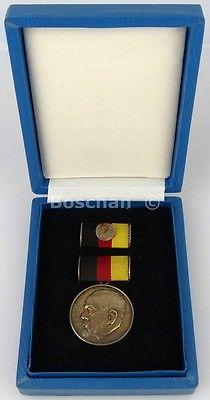 DDR Verdienter Arzt des Volkes 900 Ag Silber 4. Ausführung 1959-1972 (AH52d)