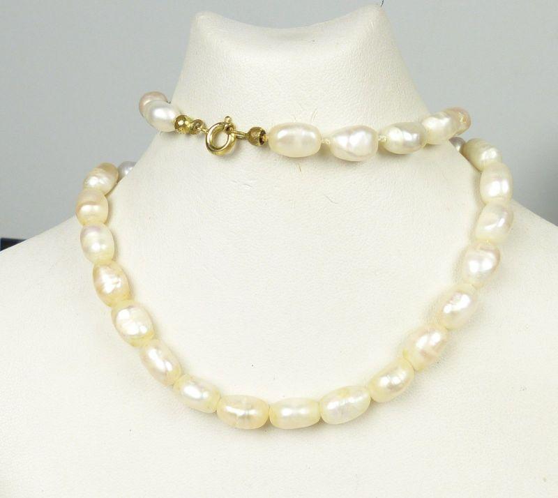 alte Perlen-Kette (da5123)