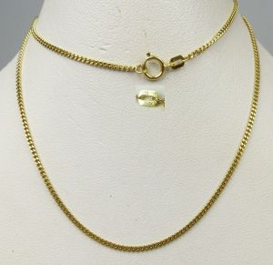 Kette aus 333er Gold   (da5091)