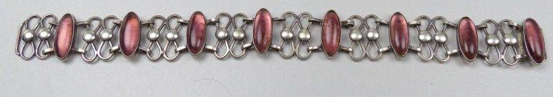 Serviettenring aus 925er Sterling-Silber mit Monogramm RK (da5080) 1