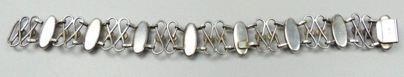 Serviettenring aus 925er Sterling-Silber mit Monogramm RK (da5080) 2