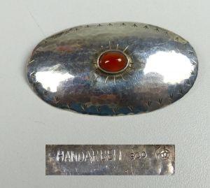 Ring aus 333er Gold mit Zirkonia, Gr. 54/Ø 17,2 mm  (da5162)
