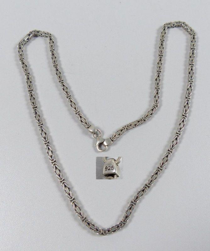 Königskette aus 925er Silber   (da5214)