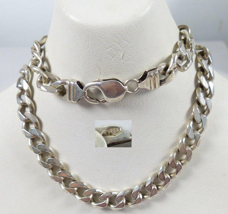 Kette aus 925er Silber  sehr starke Glieder  (da5226)