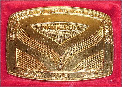 DDR Medaille II. Meisterschaft der DDR im Schiffsmodellsport in OVP (da3303)