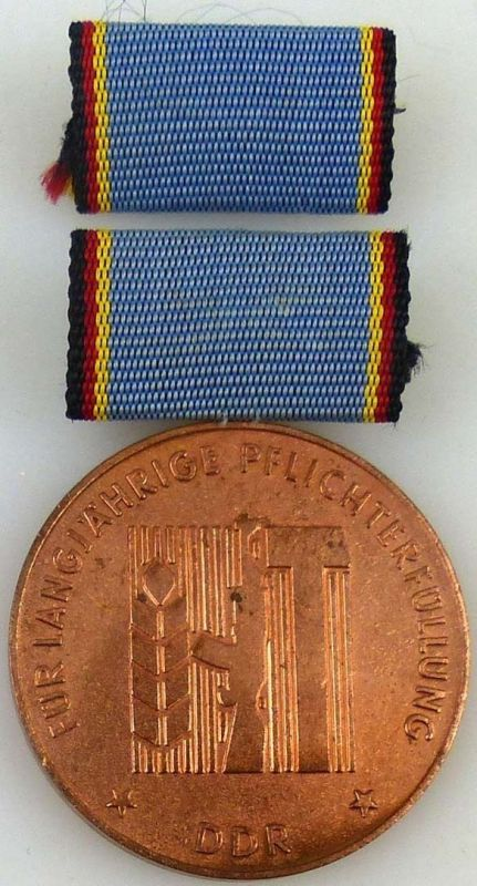 Langjährige Pflichterfüllung zur Stärkung der Landesverteidung Bronze (AH256a)