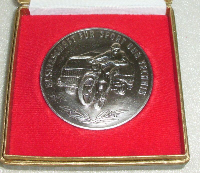 GST Medaille  (da3941) 0