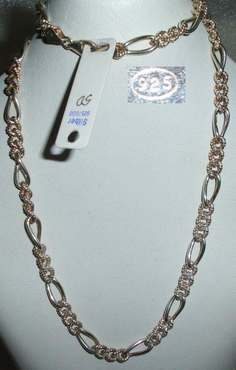 Kette aus 925 Silber neuwertig aus Geschäftsauflösung
