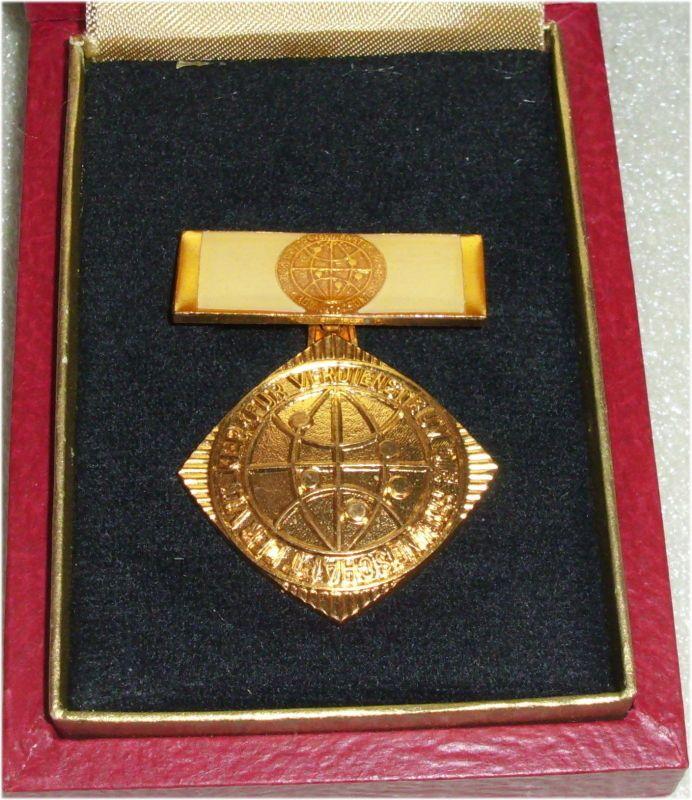 Medaille für Verdienste um die Freundschaft der Völker in OVP (da3161)