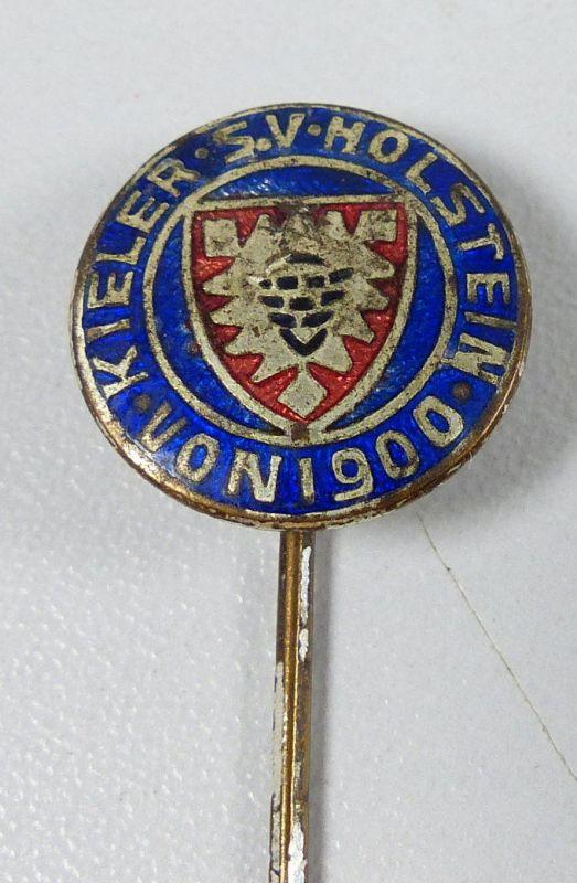 sehr alte Fußballnadel Kieler S.V. Holstein von 1900  (da5331)