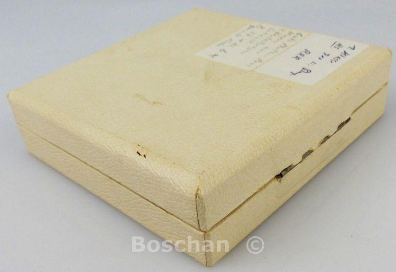 DDR GutsMuths Preis der DDR 2.Variante 1971-1972 (AH38b) w. nur 2 Verleihungen!? 6