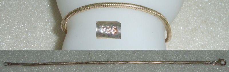Armband aus 925er Silber  (da3563)