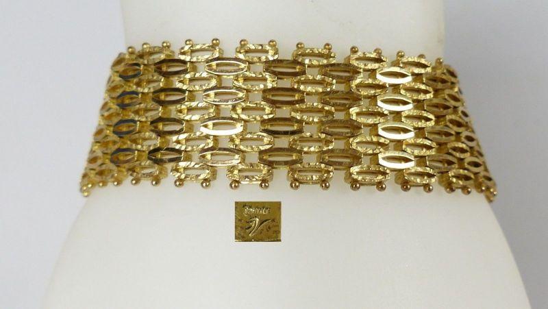 Armband aus 925 Silber vergoldet  (da5441)