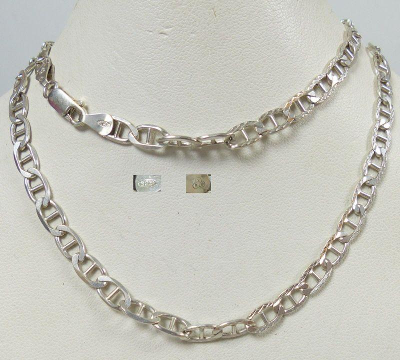 Kette aus 925 Silber neuwertig  (da5437)