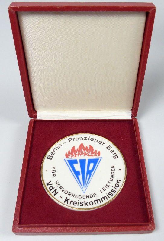 Medaille Berlin Prenzlauer Berg für hervorragende Leistungen in OVP (da5453) 0