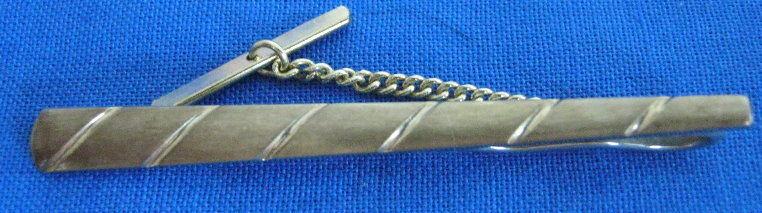 Krawattenhalter 333 Gold           (c7318)