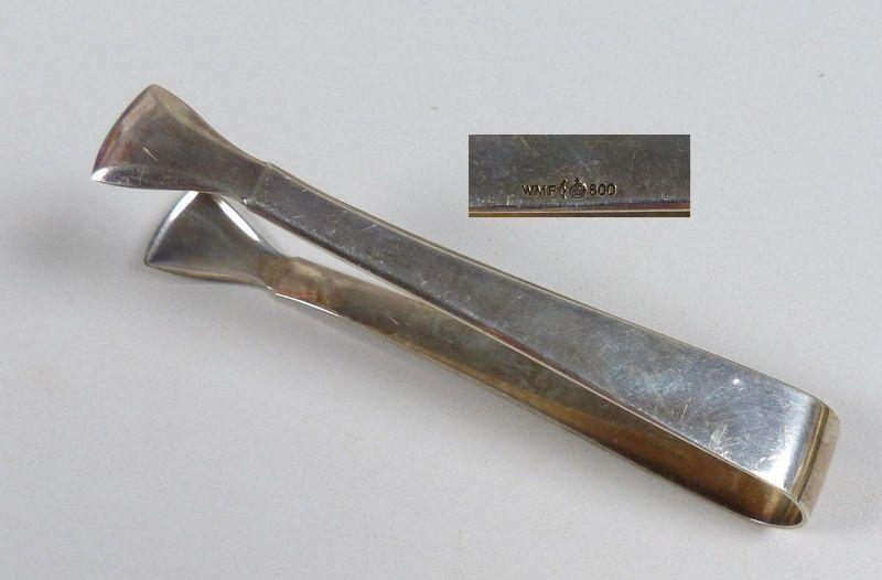 WMF Zuckerzange aus 800 Silber  (da5526)