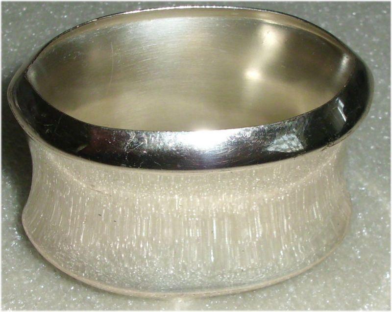 Serviettenring aus 835er Silber (da3188)