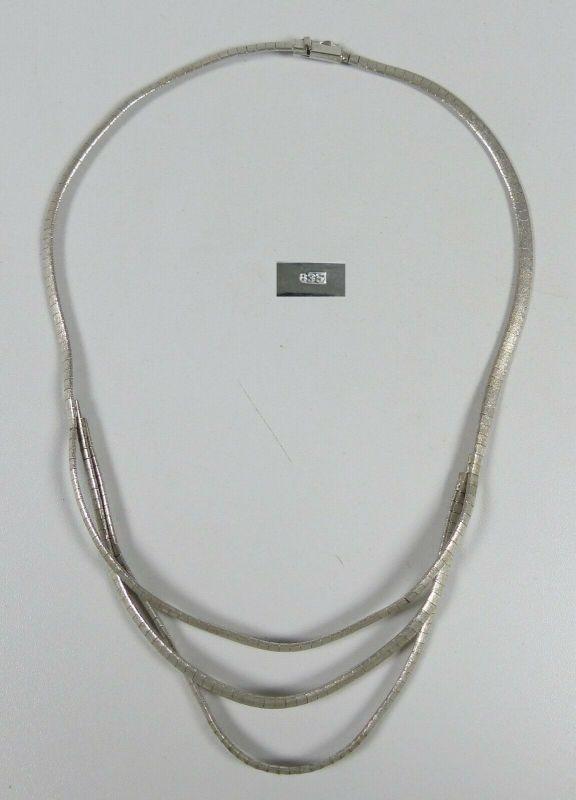 Silbercollier aus 835 Silber    (da5577)