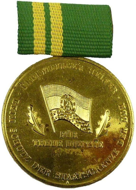 F. treue Dienste Freiwilliger Helfer beim Schutz der Staatsgrenze d. DDR (AH306)