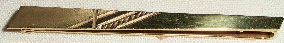 Krawattenhalter 333 Gold