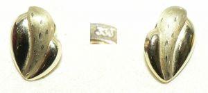 Ohrringe/Clips aus 333er Gold    (da4415)