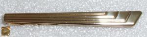 sehr schöne Krawattennadel aus 333er Gelbgold (da2858)