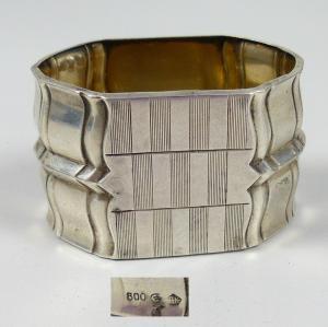 Serviettenring aus 800er Silber  (da5723)