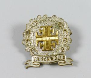 Original altes Abzeichen Turnerverband Schmölln  (da5618)