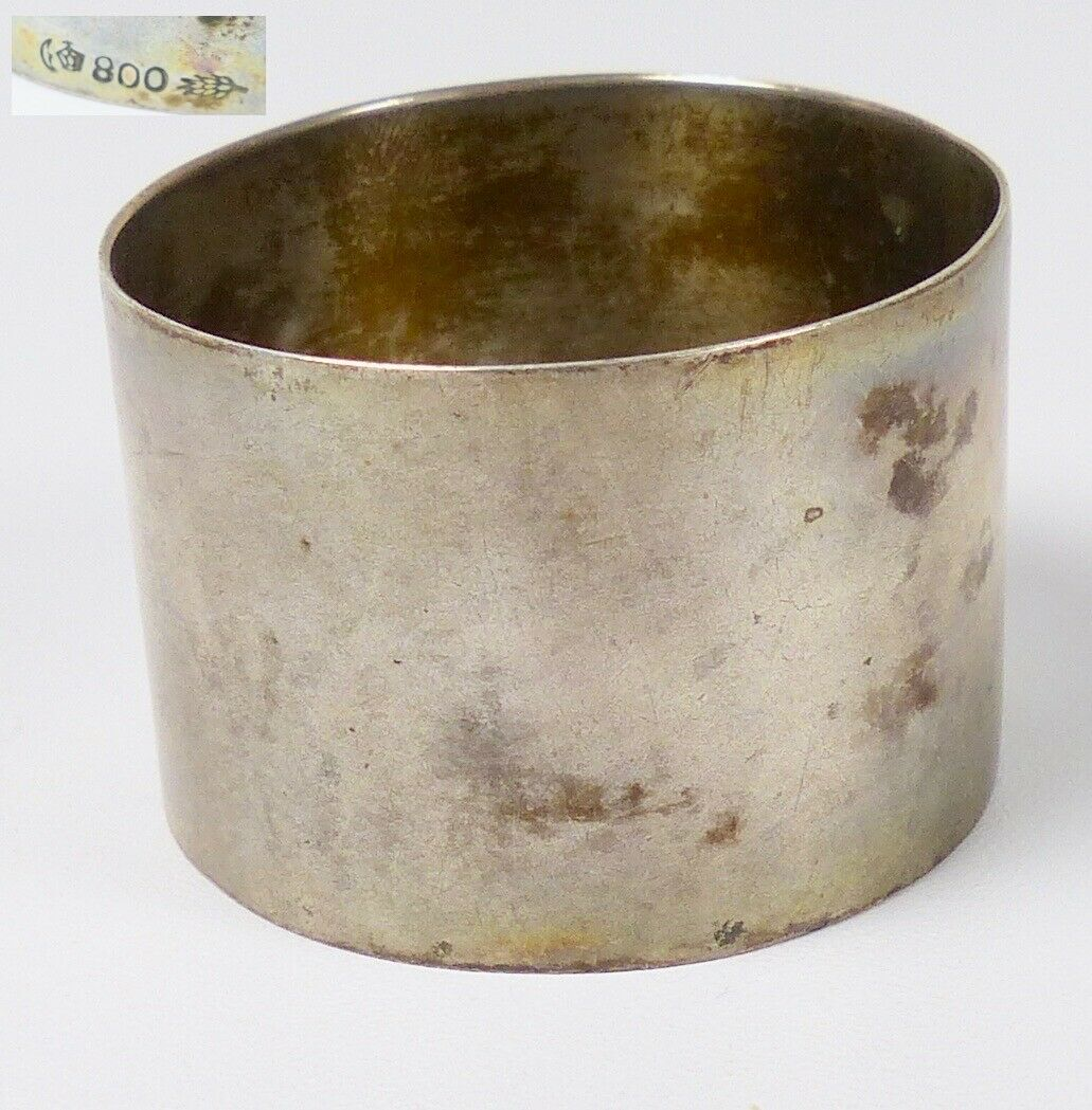 Serviettenring aus 800er Silber (da5863) 0